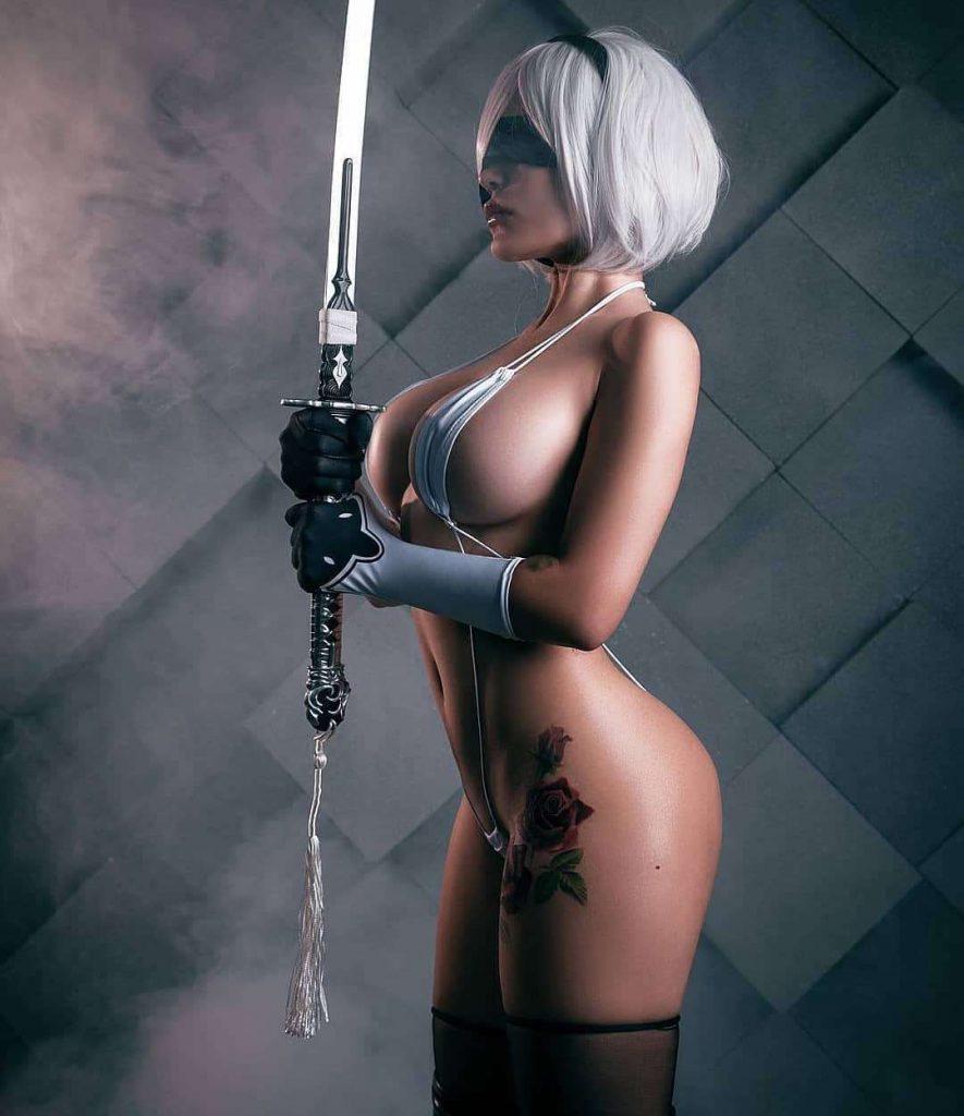 Nude pics cosplay Cosplay Mate