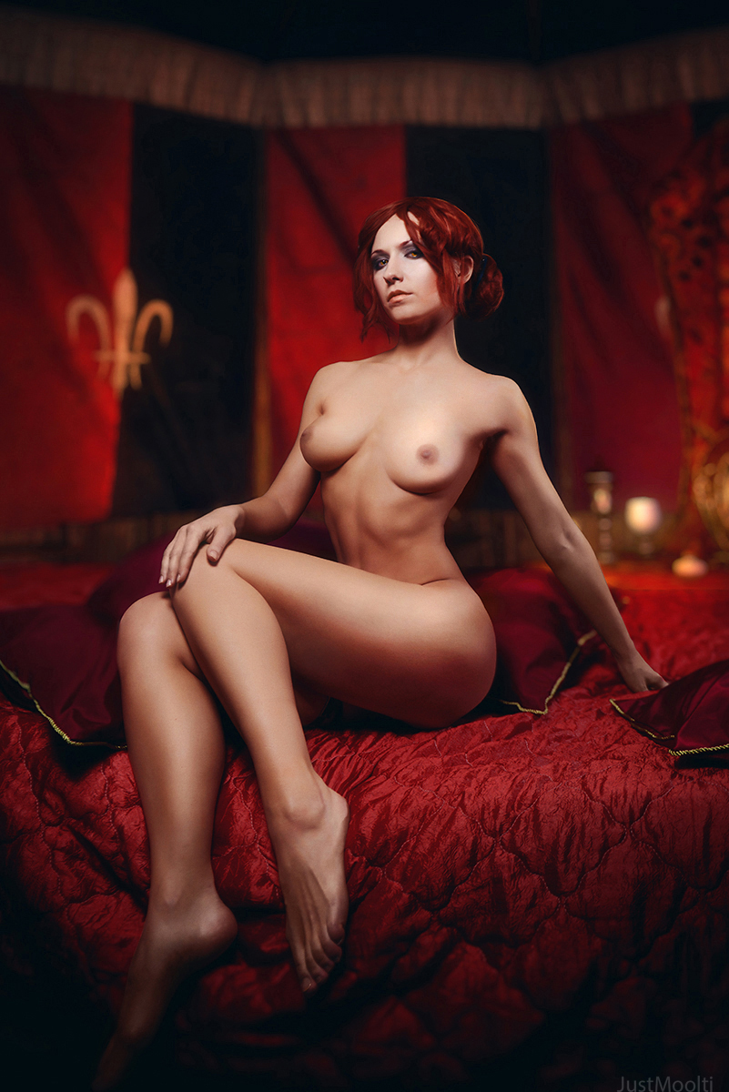 Merigold cosplay triss nude Triss Cosplay