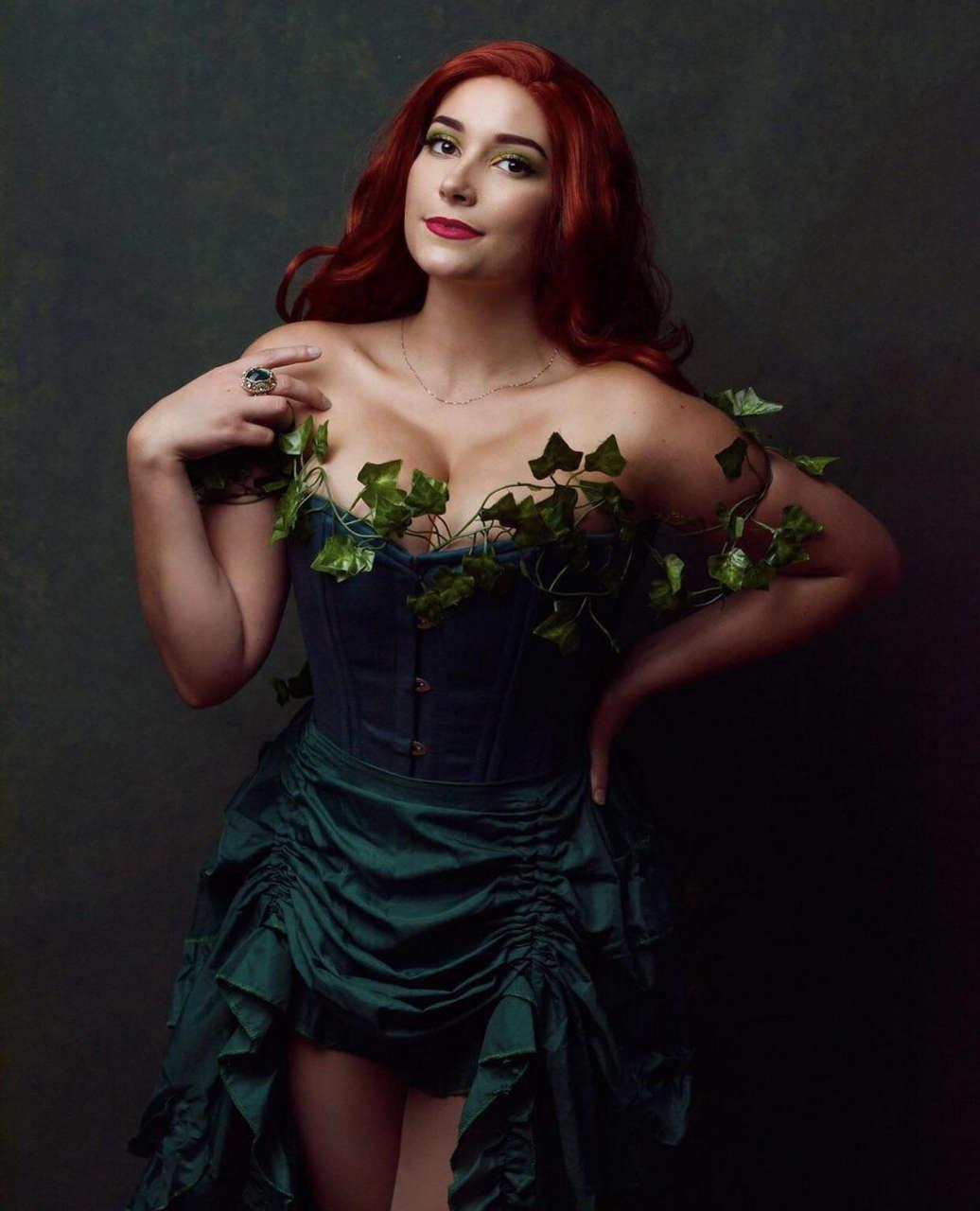 Poison Ivy By Moriah Lynne - cosplaygirls.net