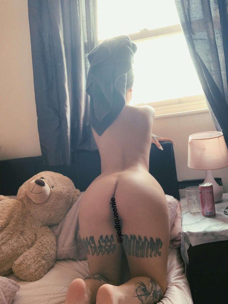 Jediqueenie Nude