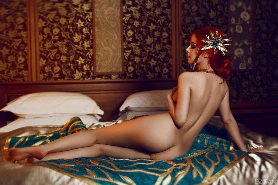 Nude triss cosplay merigold Triss Merigold