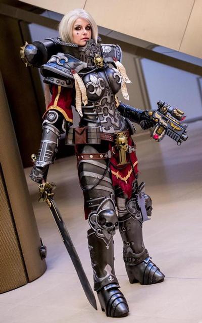 Adepta Sororitas Warhammer 40