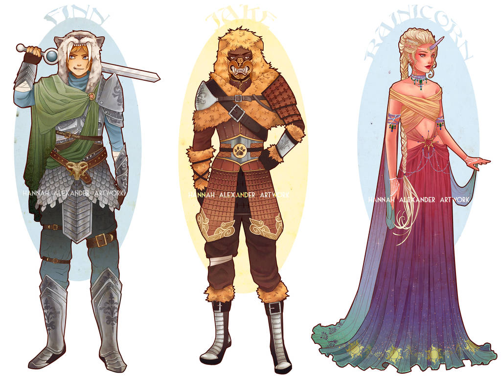 Adventure Time Redesigns
