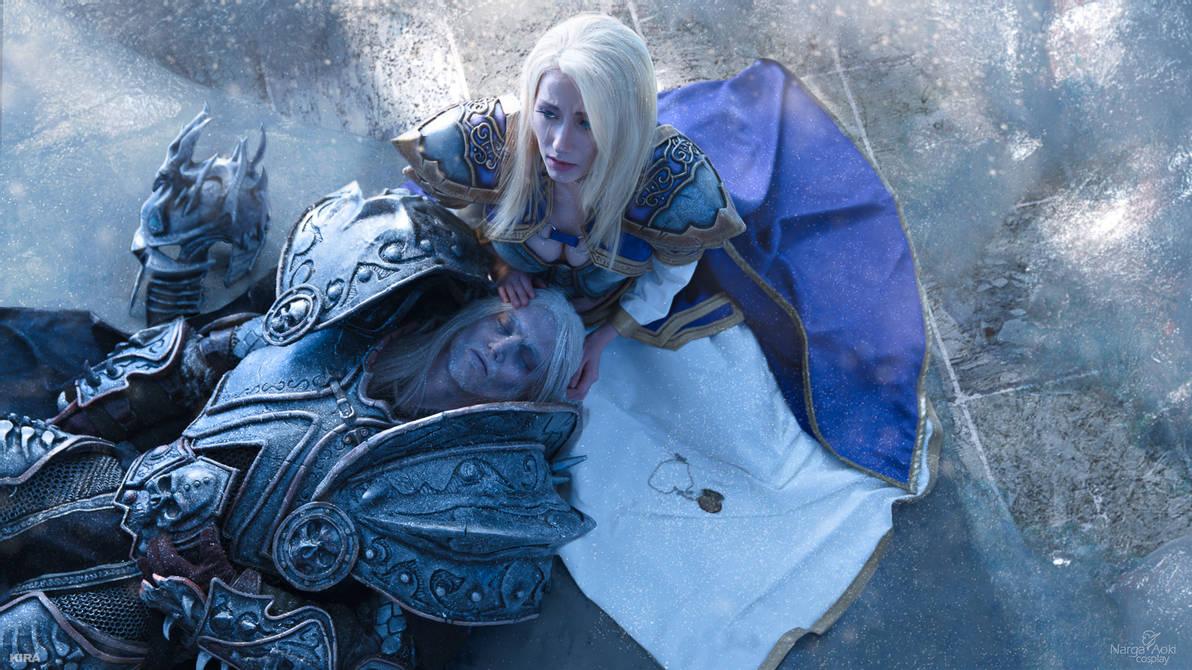 Arthas And Jaina It S All Ove