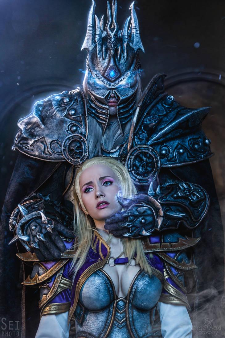 Arthas And Jaina Pre