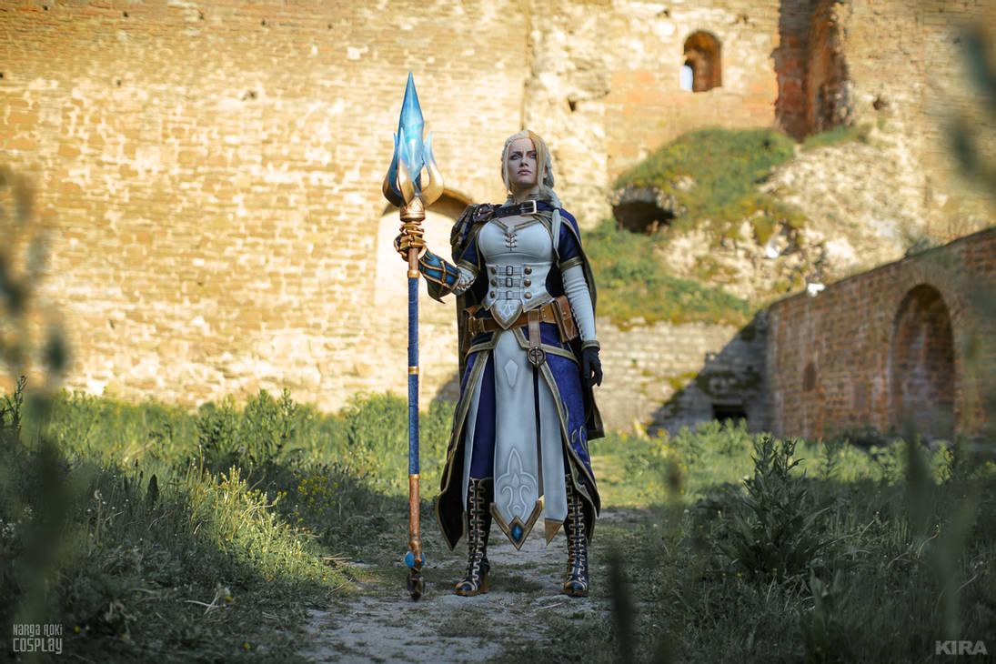 Battle For Azeroth Lady Jaina Proudmoor