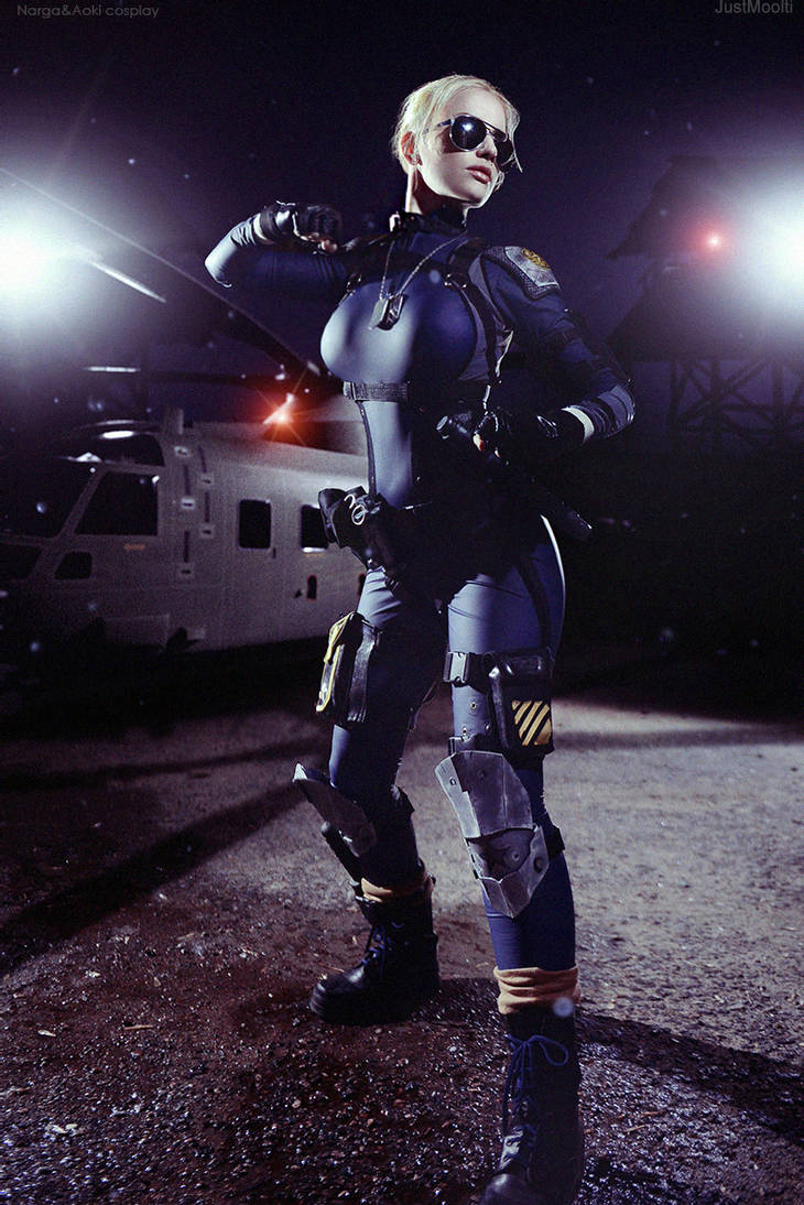 Cassie Cage Special Force