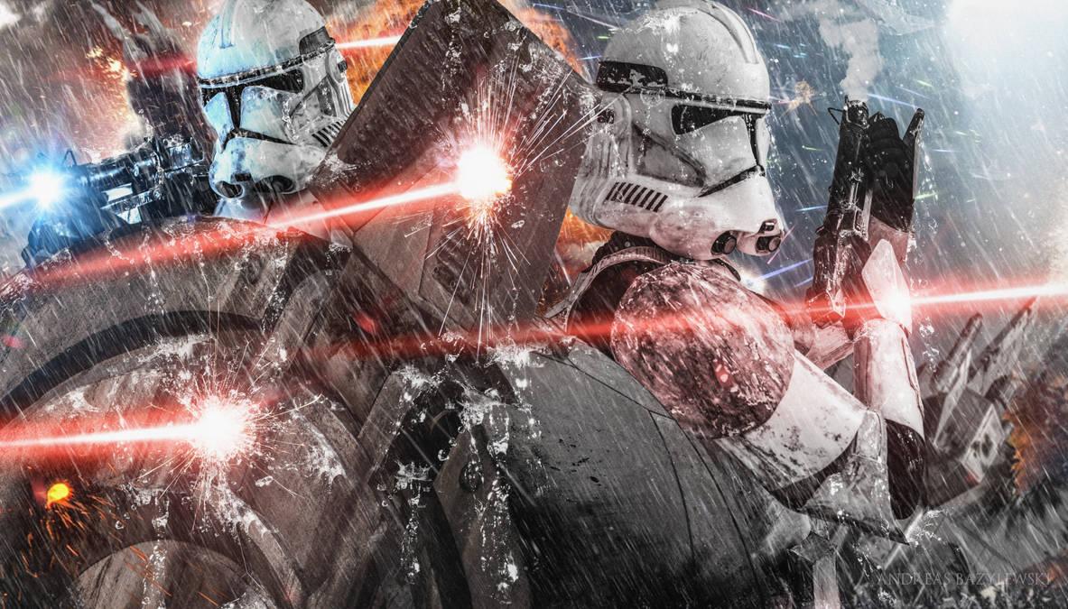 Clone Wars Last Stan