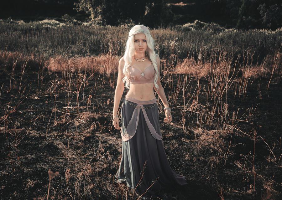Daenerys Stormborn Book Ve