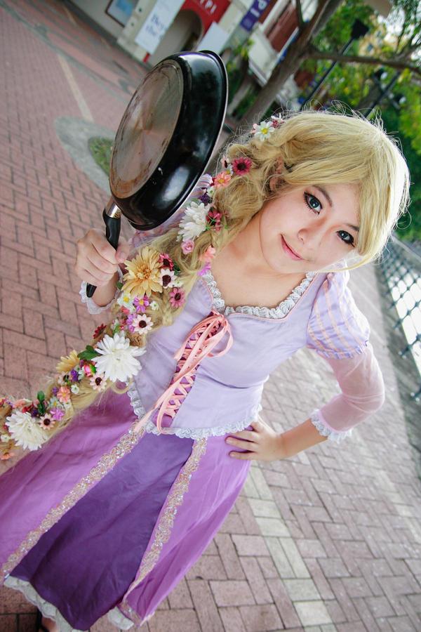 Disney Tangled Rapunze