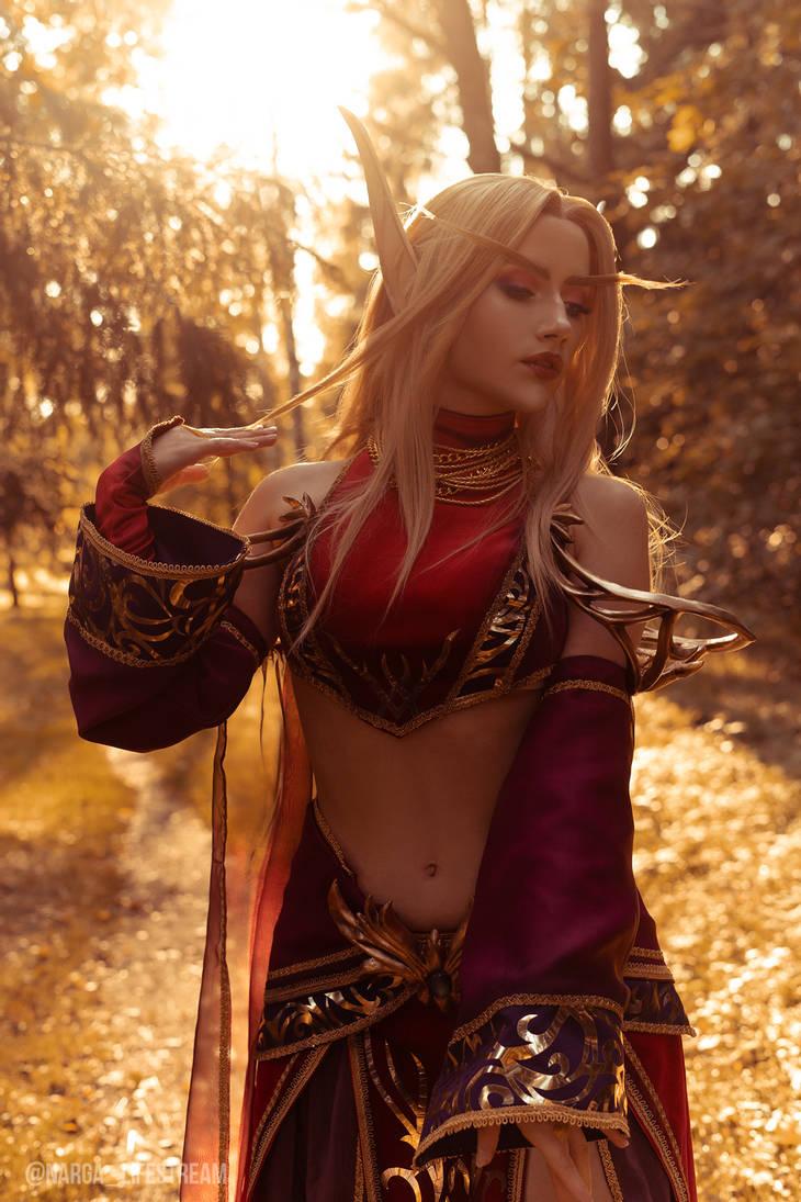 Eternal Sun Guides Us Female Blood El