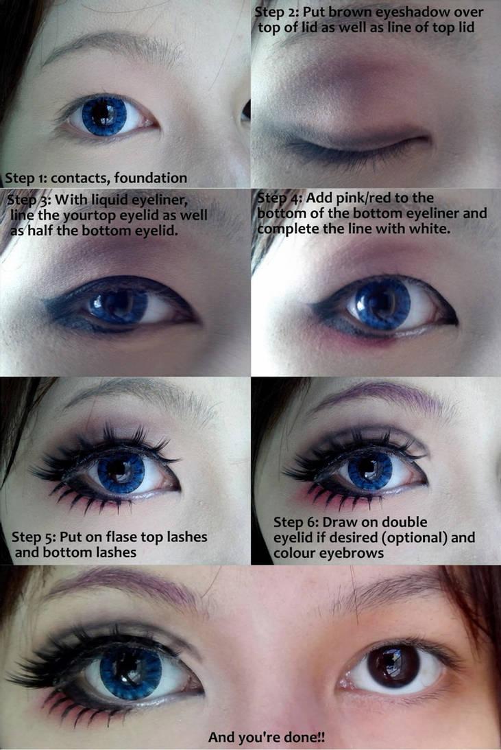 Eye Makeup Tutoria