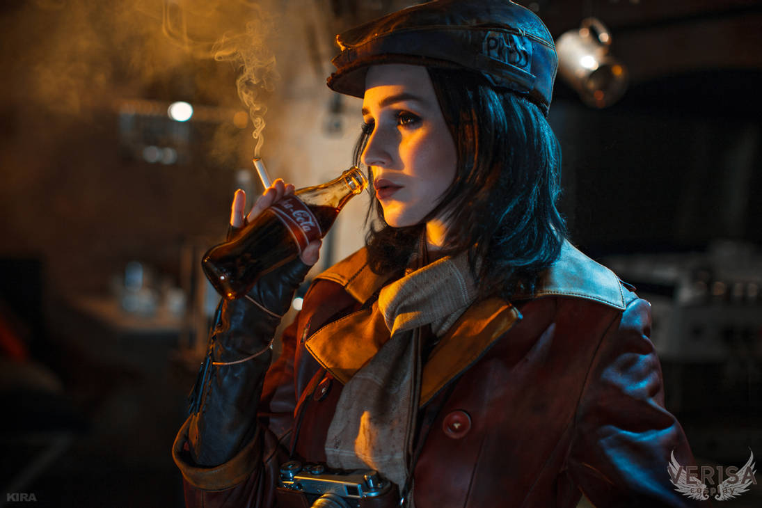 Fallout 4 Piper And Nuka Col