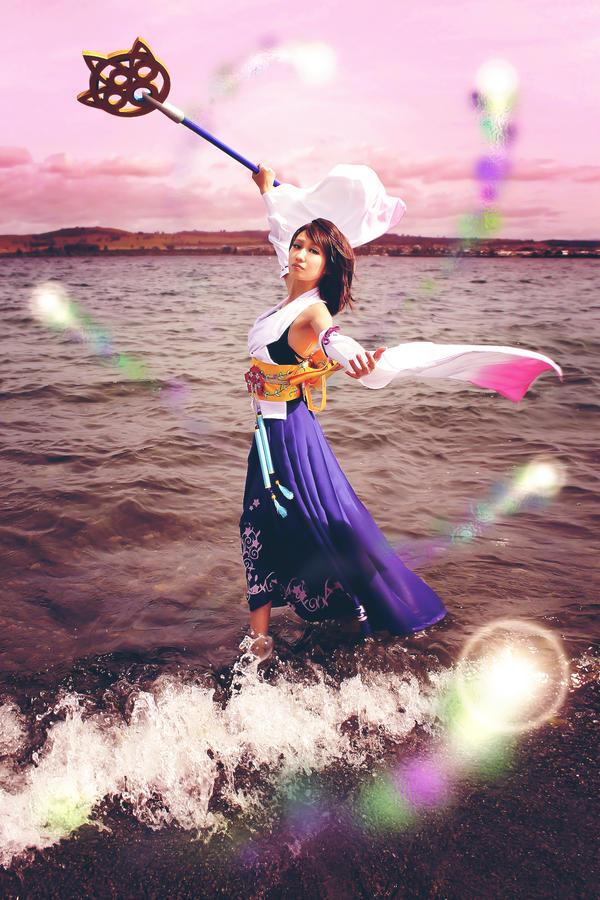 Final Fantasy X Summoner Yun