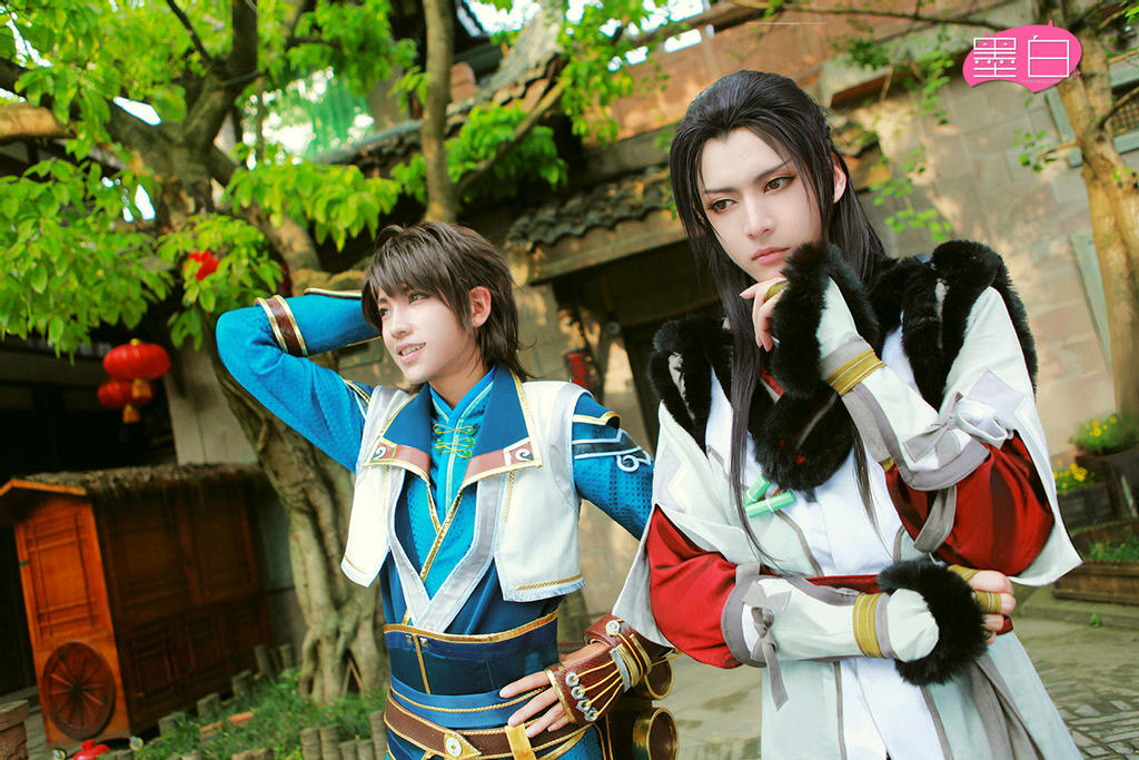 From The Gu Jian Qi Tan