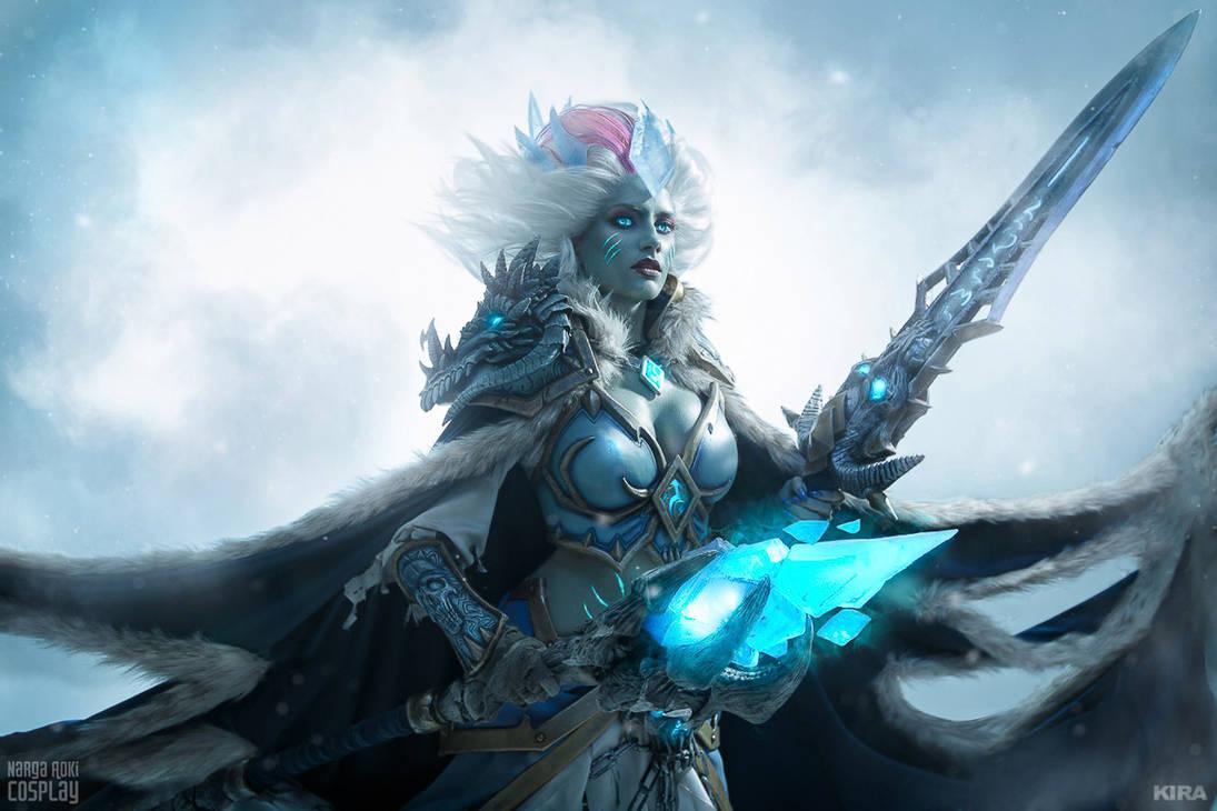 Frost Lich Jaina Knights Of The Frozen Thr
