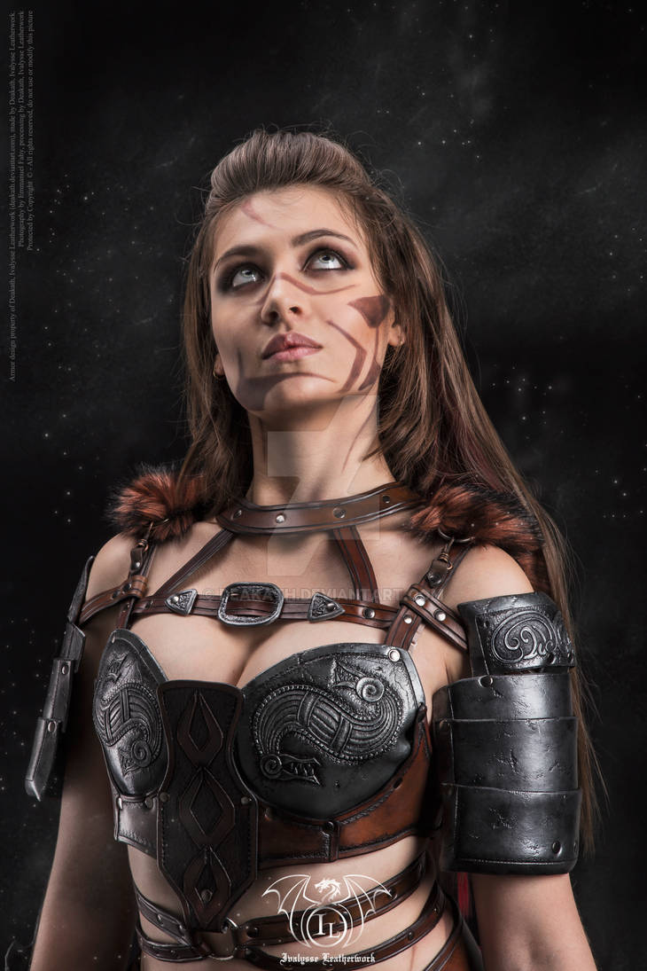 Guild Wars 2 Norn Armor