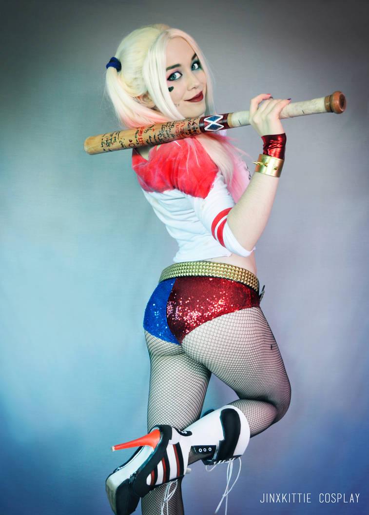 Harley Quinn Suicide Squad Jinxkittie C