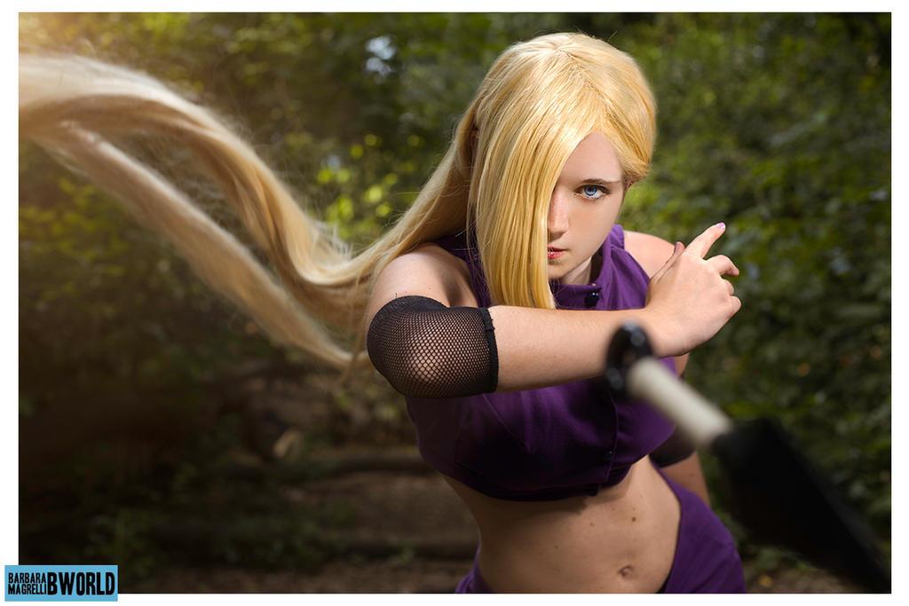 Ino Yamanaka The Last Naruto The Movie Cos