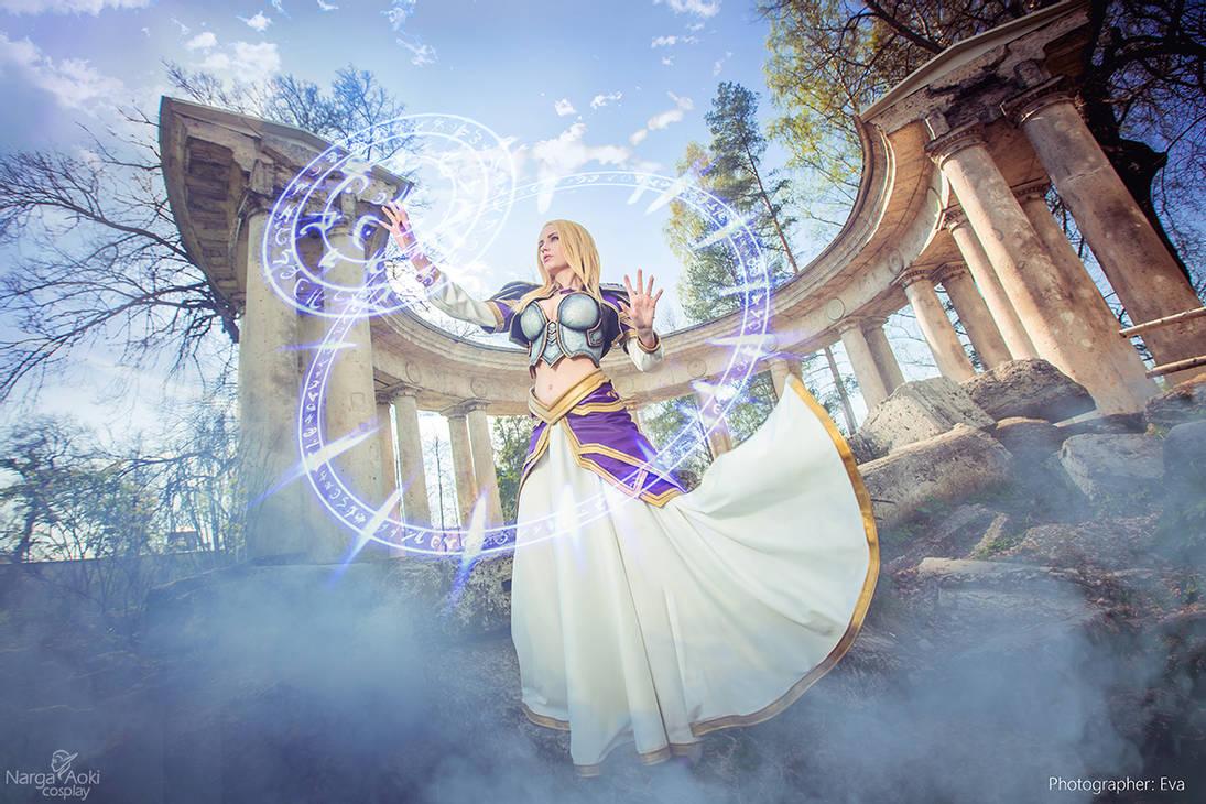 Jaina Proudmoore Let The Magic Begi