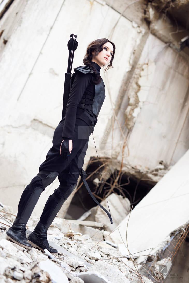 Katniss Everdeen Mockingjay I