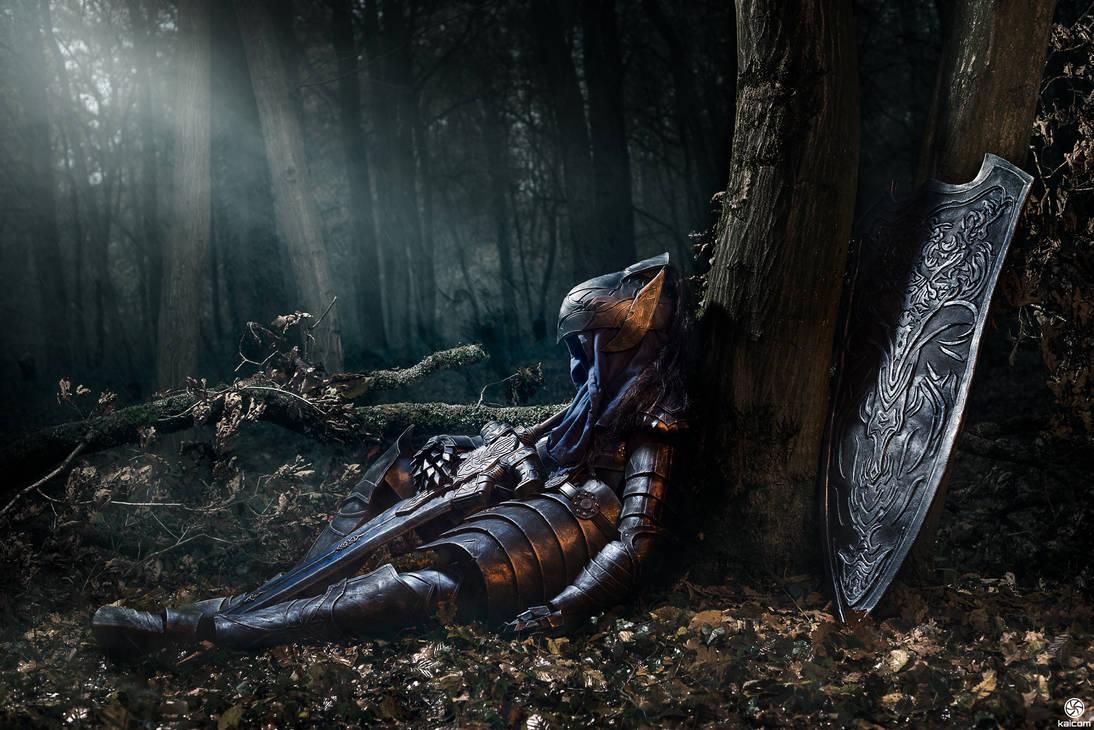 Knight Artorias Dark Soul