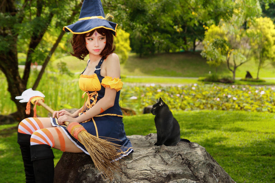 League Of Legends Bewitching Nidale