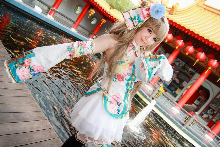 Love Live Pleasant Dream Minami Kotor