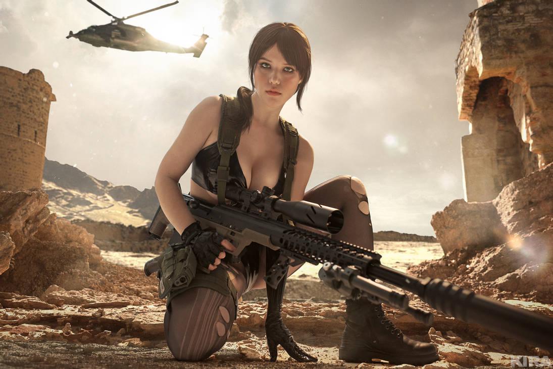 Metal Gear Solid Quie