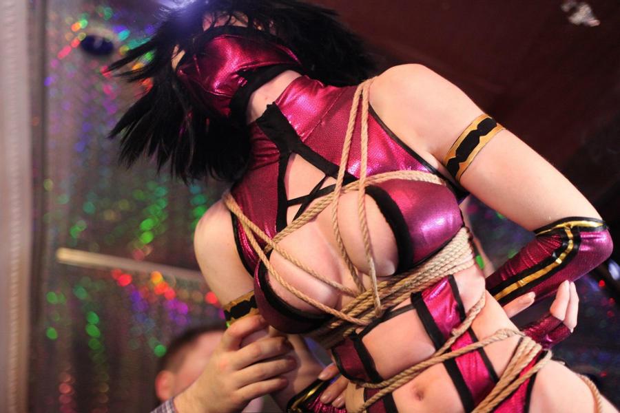 Mileena Mortal Combat 9 Shibari The