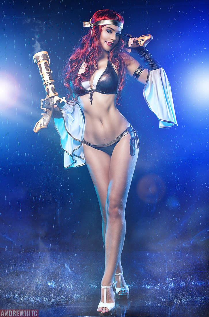 Miss Fortune Pool Party Ve