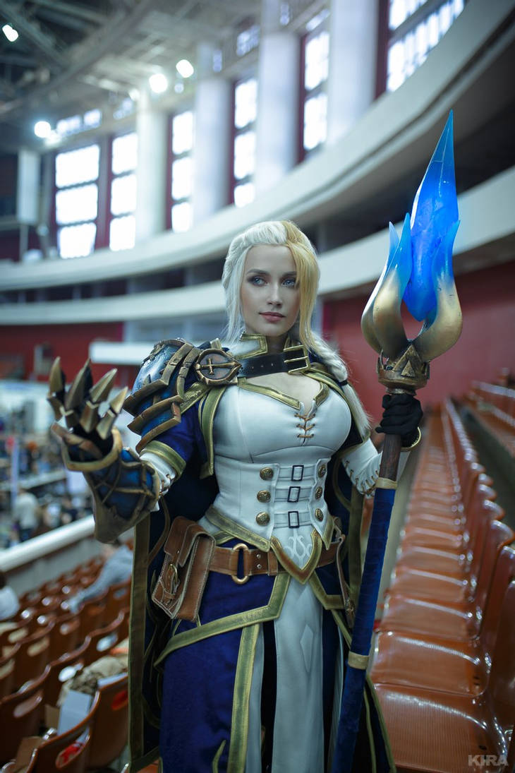 New Costume Jaina From Battle For Azeroth