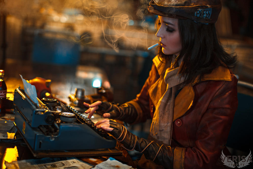 Piper Fallout 4 Publick Occurren