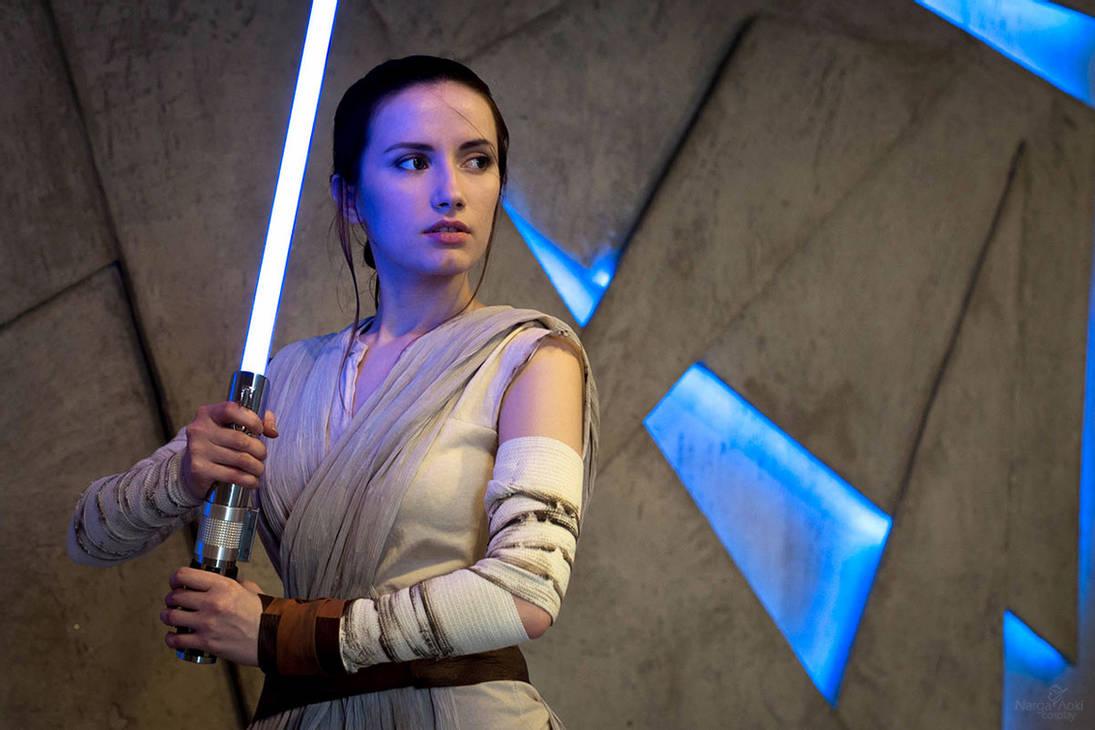 Rey Star Wars The Force Awaken