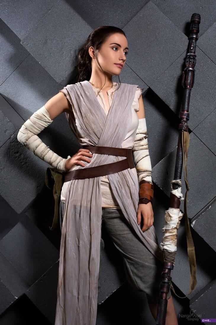 Rey The Scavenger Star War