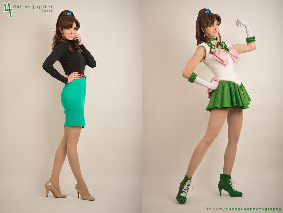 Sailor Jupiter Agent Of Love And Courag
