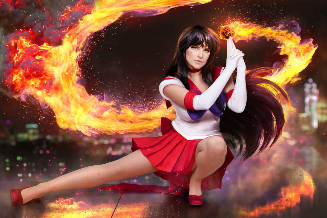 Sailor Moon Sailor Mar