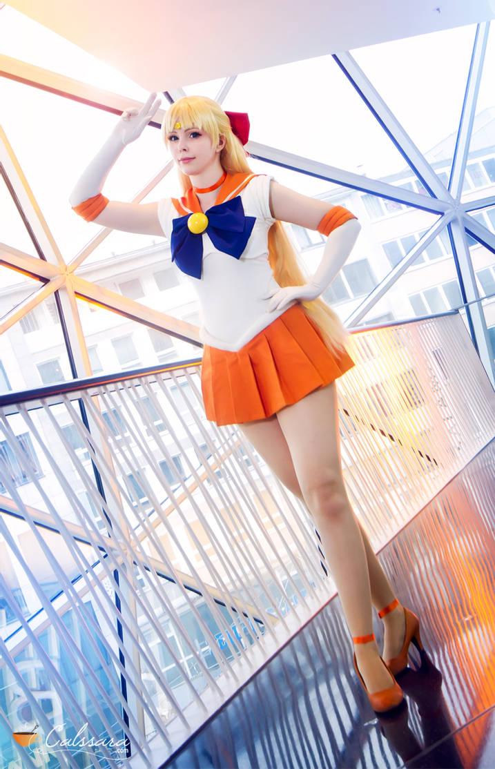 Sailor Venus Sailor Moon Ii