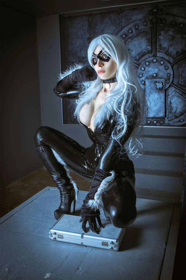 The Black Cat Marve