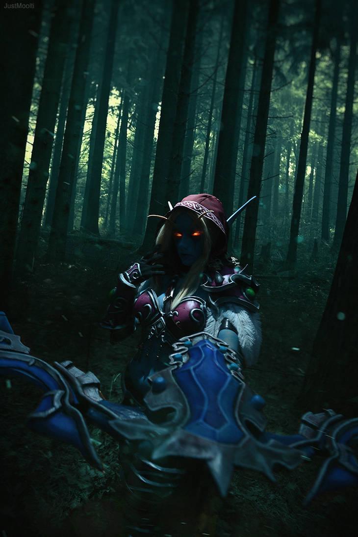 The Dark Lady Sylvanas Windrunne