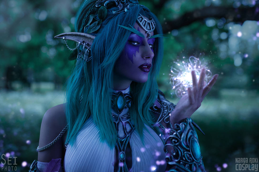Tyrande And The Wis