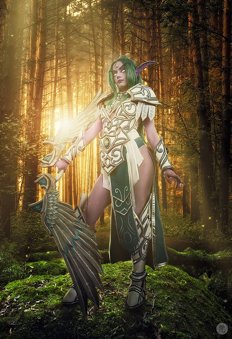 Tyrande Heroes Of The Storm I