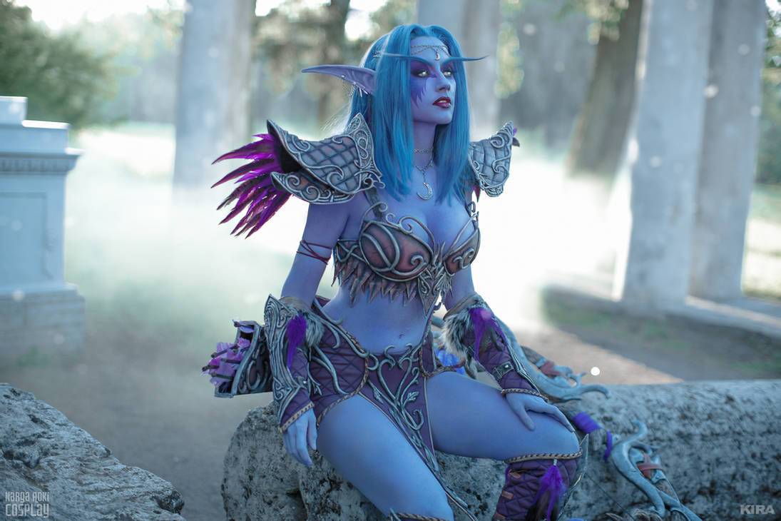 Tyrande Whisperwind War Of The Ancient