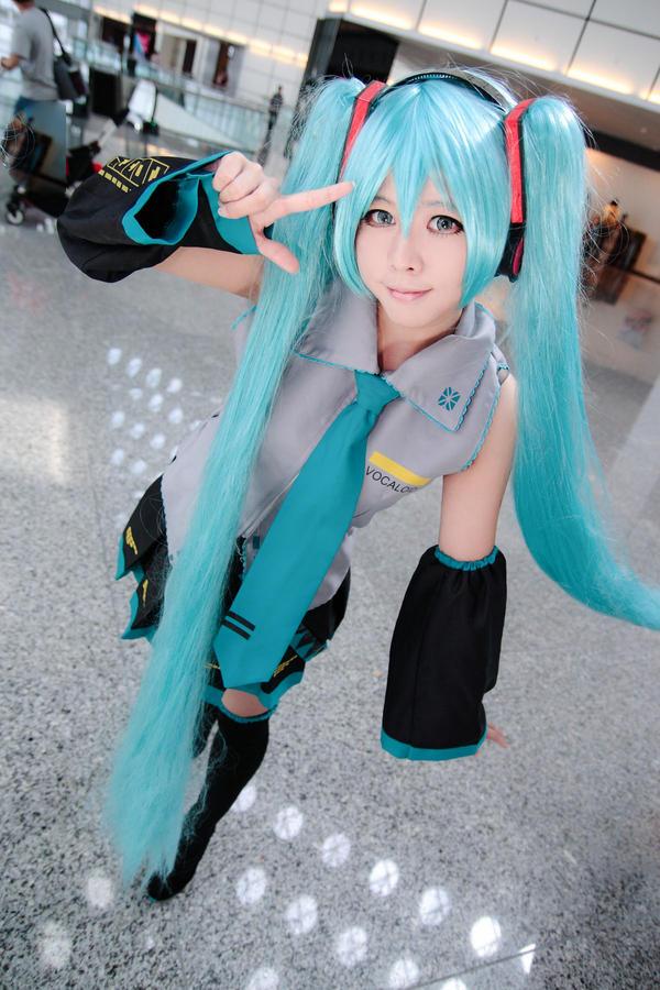Vocaloid Hatsune Mik