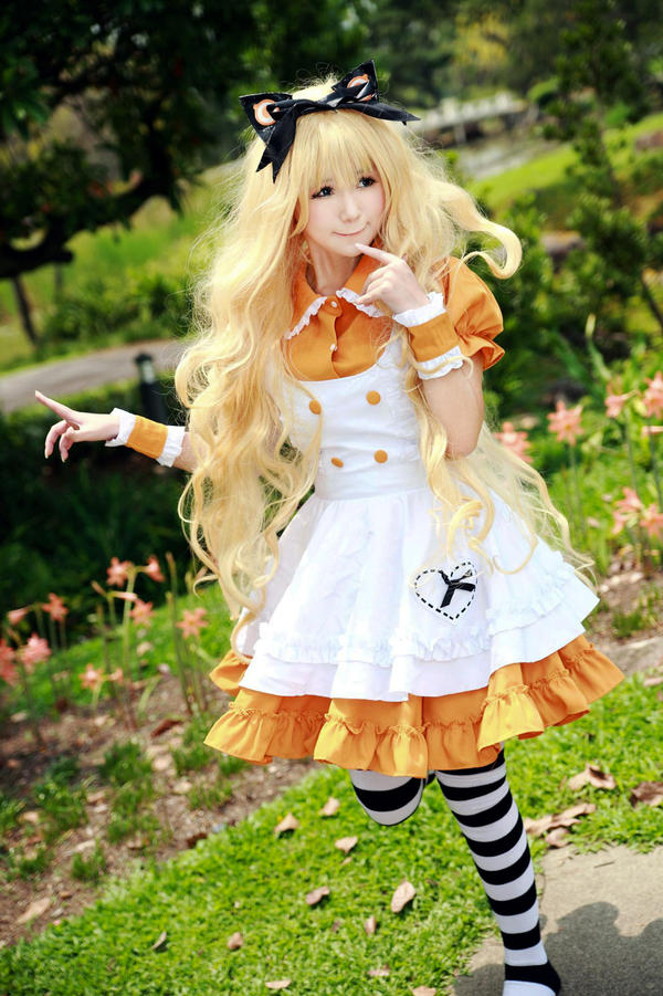 Vocaloid Meido See