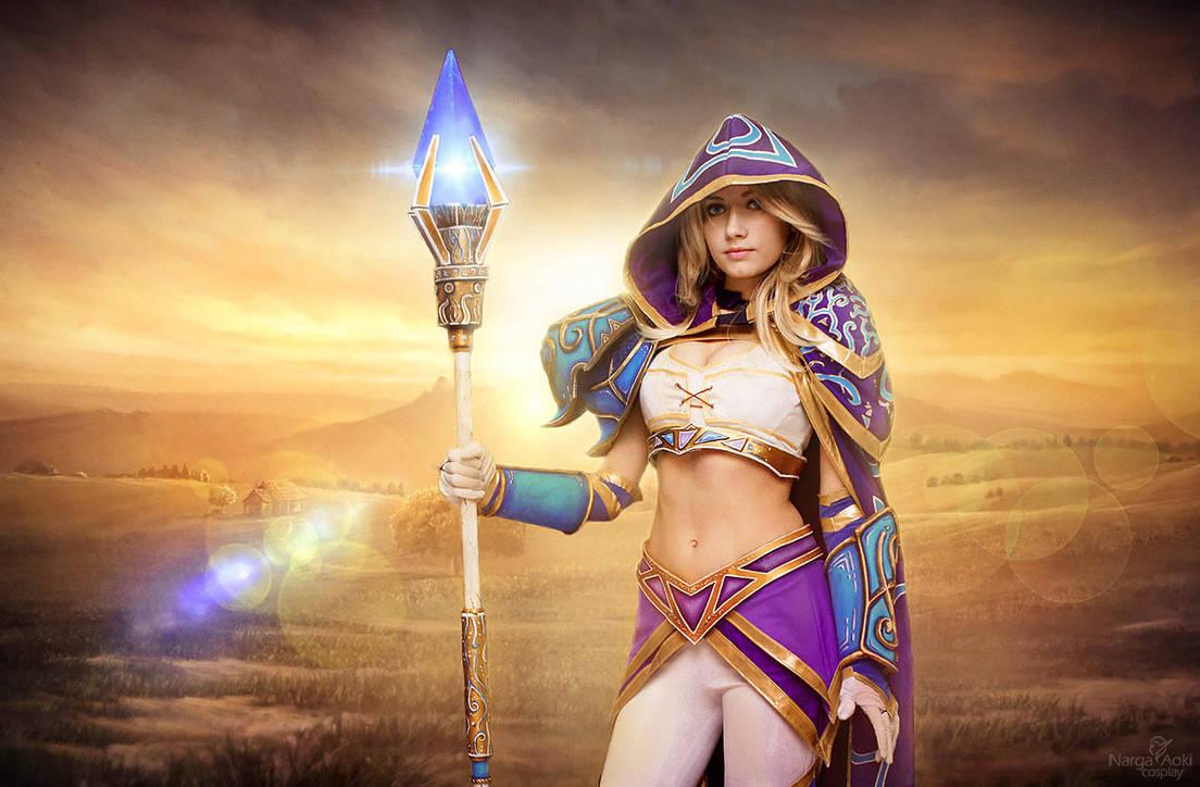 Warcraft Iii Jaina Proudmoor