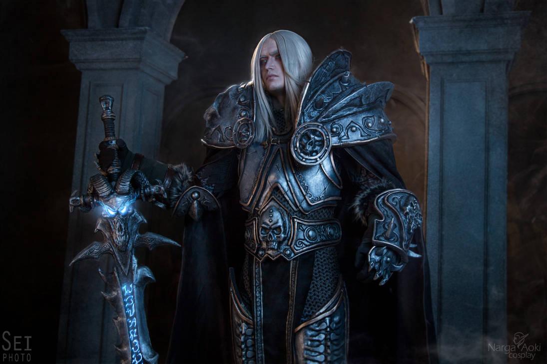Warcraft King Artha