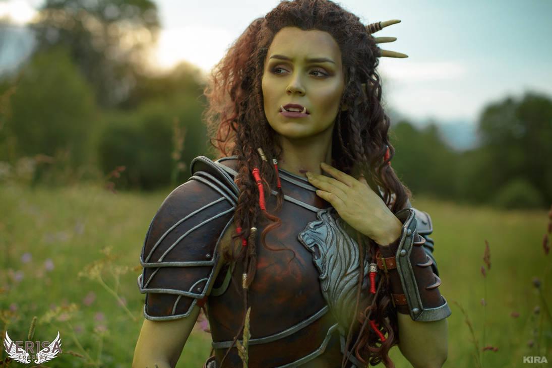 Warcraft Movie Garon