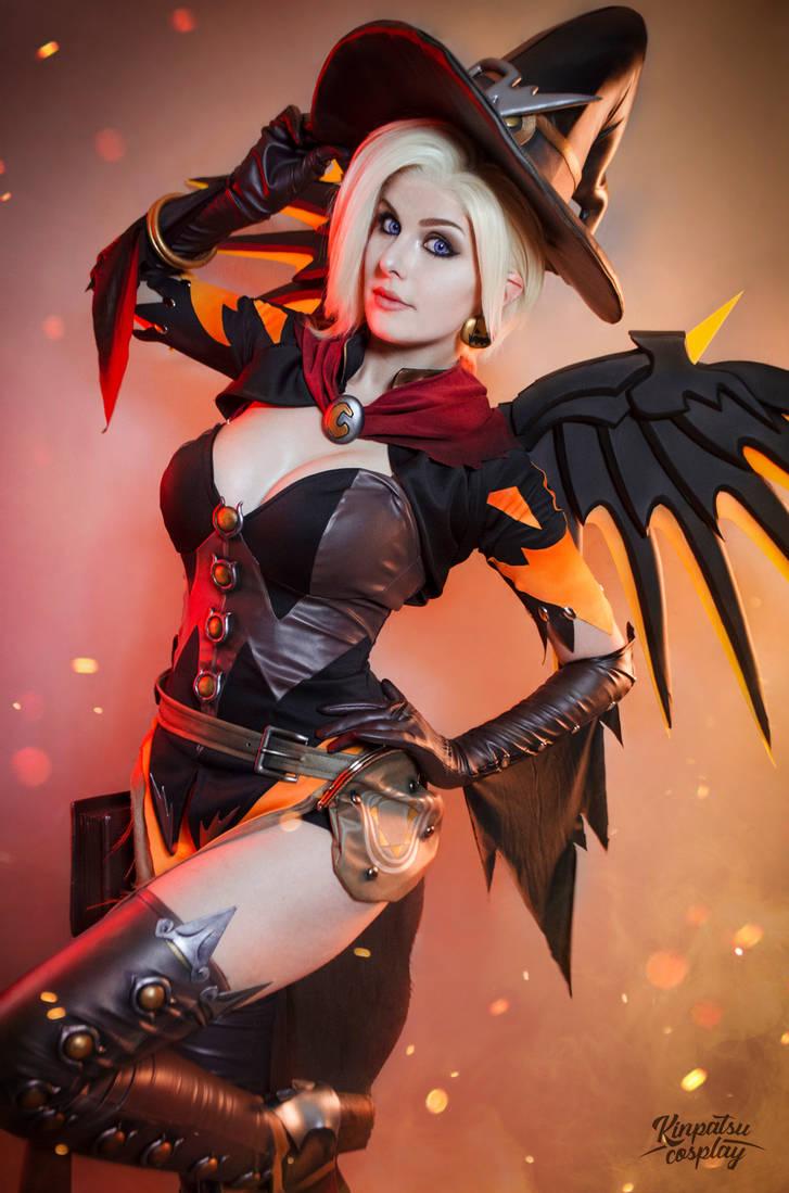 Witch Mercy Overwatc