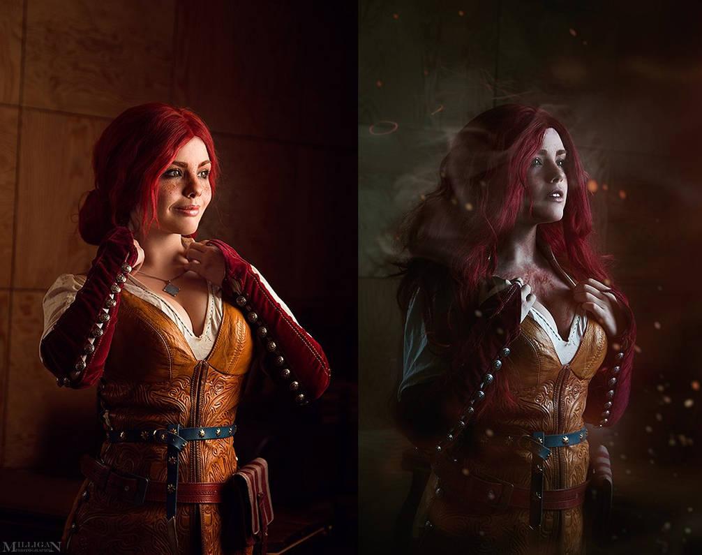 Witcher Triss Merigol